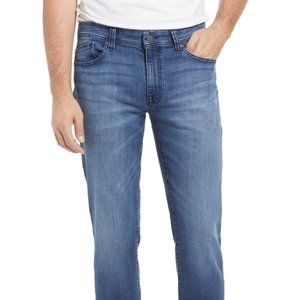 "Fidelty jeans ""Jimmy"" 33 slim straight leg BNWOT"
